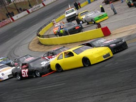 Trackside Now Ice Cold Shriners Bowl At Lanier Nat L Speedway
